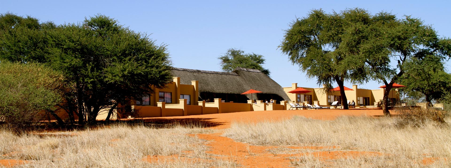 Zebra Kalahari Lodge