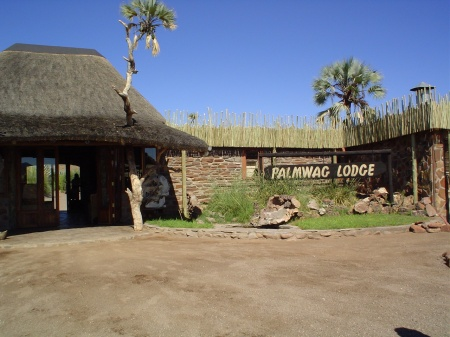 Palmwag Lodge
