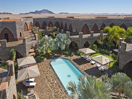 Le Mirage Desert Lodge & Spa